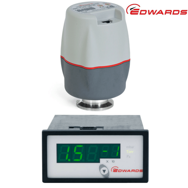 Edwards Wide Range Gauge Package | WRG-S WRG + ADC Controller - Nano Vacuum