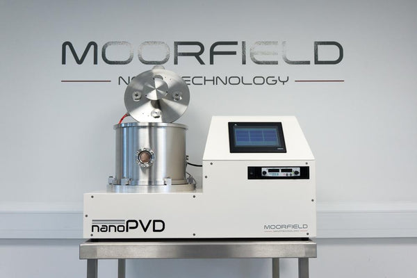 nanoPVD S10A - Benchtop Sputtering PVD System - Nano Vacuum