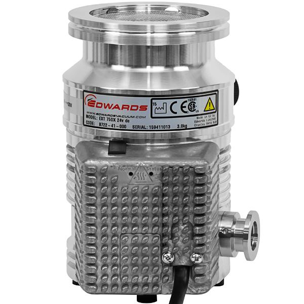 Edwards EXT75DX Turbomolecular Vacuum Pump, ISO63 (B72241000) - Nano Vacuum