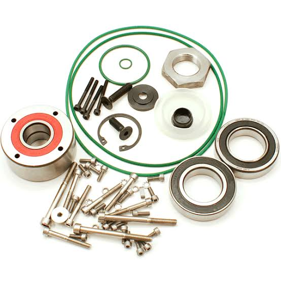 Edwards XDS35i dry scroll pump Tip Seal & Exhaust Kit-Nano Vacuum Australia and New Zealand