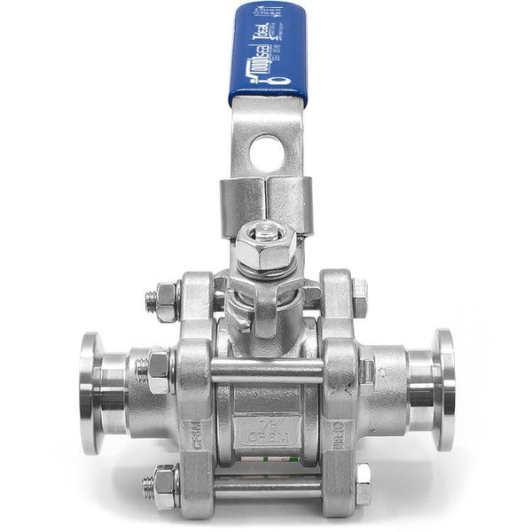 KF Manual Ball Valves - Nano Vacuum