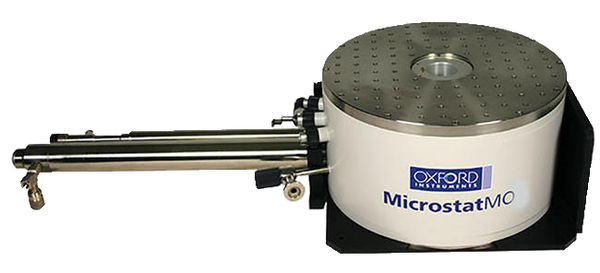 MicrostatMO – Cryostat with 5 T magnet for Microscopy