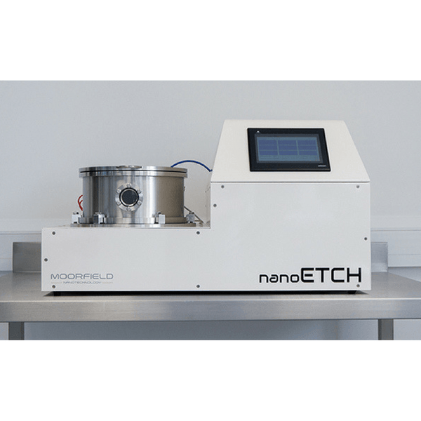 nanoETCH - Soft Etch For Graphene & 2D Materials - Nano Vacuum