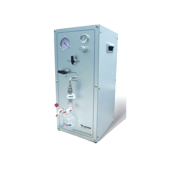 Benchtop Solvent Purification System - Nano Vacuum