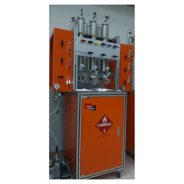 Floorstanding Solvent Purification System - Nano Vacuum
