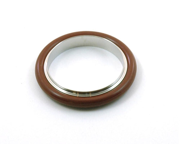 KF NW Centering Rings Stainless Steel/FKM Viton O Rings - Nano Vacuum