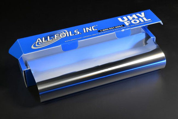 UHV Al Foil - Nano Vacuum Australia and New Zealand