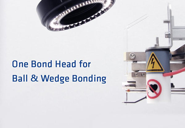 HB16 Auto Z- & Y-Axis Thermosonic Wire Bonder - Wedge & Ball Bonding - Nano Vacuum