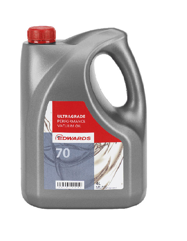 Edwards Ultragrade 70 Vacuum Pump Oil - 4L - H11028013 - Nano Vacuum Australia & New Zealand