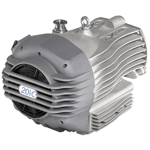 Edwards nXDS20iC Scroll Dry Vacuum Pump (1ph Motor 100-240V, 50/60Hz) - Nano Vacuum Australia & New Zealand