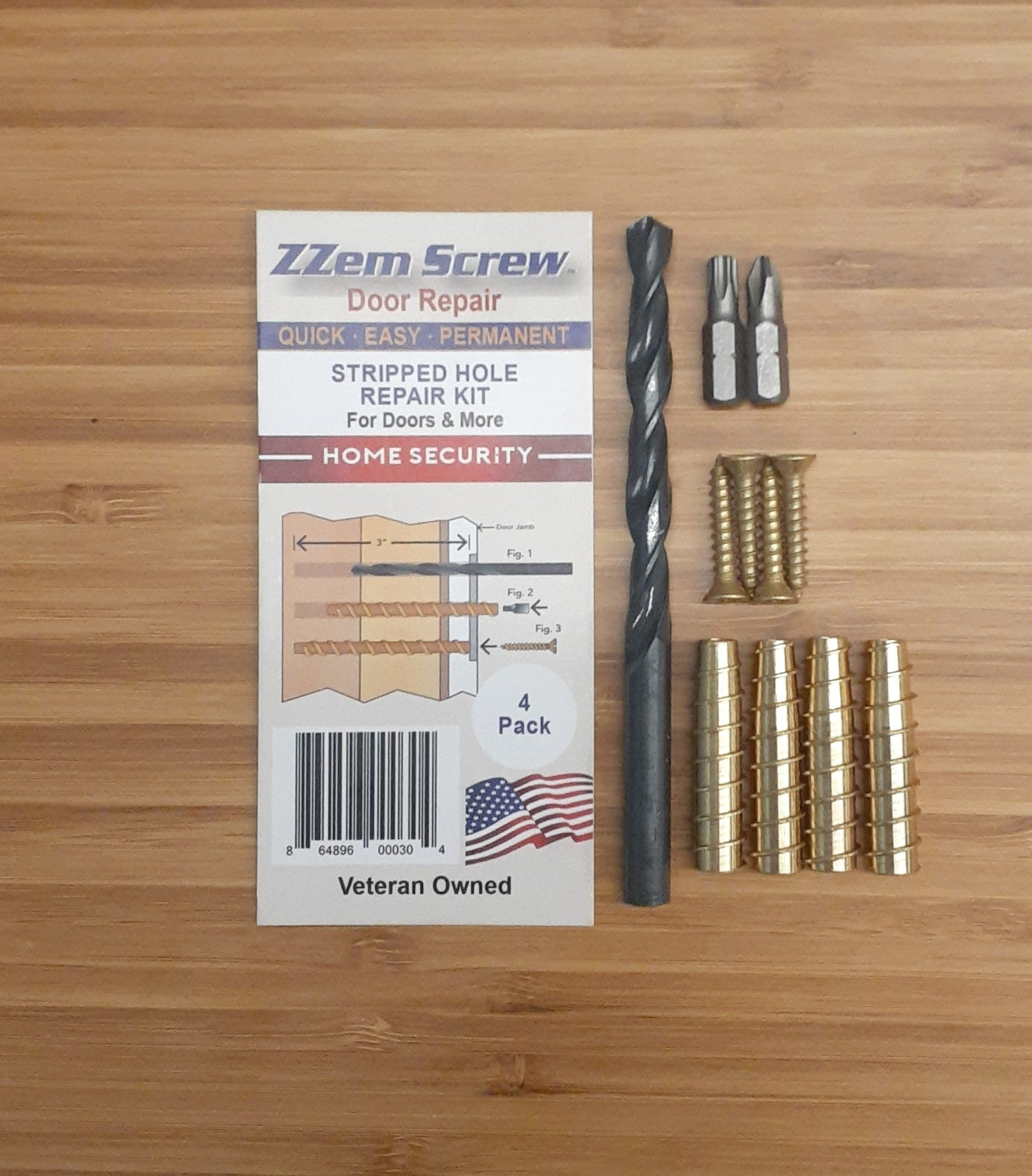 4 Pack #9 | 1 1/2"