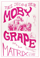 Moby Grape, The Matrix *Mint 97*