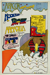 Hookfoot, Aragon *Near Mint 89*