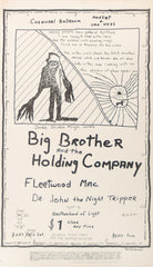 Big Brother and the Holding Company, Carousel Ballroom *Mint Condition*