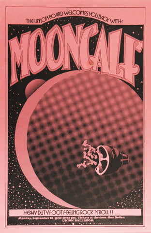 Mooncalf, Union Ballroom *Near Mint*