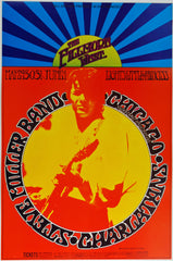 (BG-175) Steve Miller Band, Fillmore West