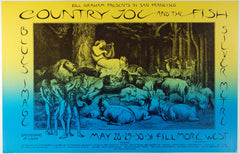 (BG-236) Country Joe & The Fish, Fillmore West