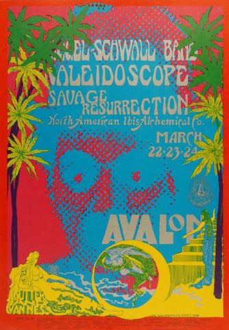 Siegal Schwall, Avalon Ballroom *Mint Condition*