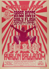 (FD-15) Grass Roots, Avalon Ballroom *Mint Condition*