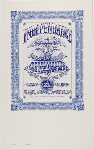 (FD-69) Quicksilver Messenger Service, Avalon Ballroom *Mint 97*