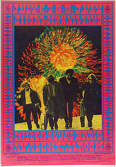 (FD-70) Miller Blues Band, Avalon Ballroom *Mint Condition*