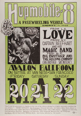 (FD-09) Love, Avalon Ballroom *Mint Condition*