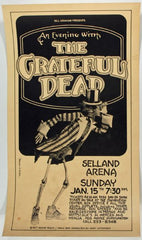 Grateful Dead, Selland Arena *Excellent 79*