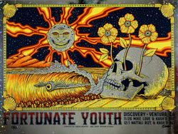 Fortunate Youth (Galaxy Foil)<br> Discovery- Ventura, CA- 11/26 & 12/1/2019