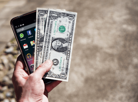 How to Make Money Fast With Your Smart Phone