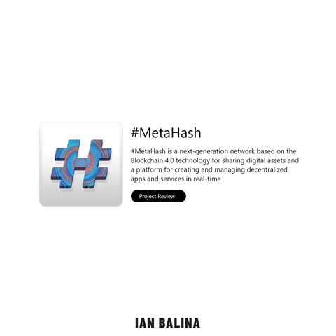 MetaHash Project Review | Ian Balina