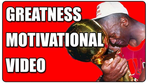 Greatness Motivational Video #HUSTLE2GREATNESS