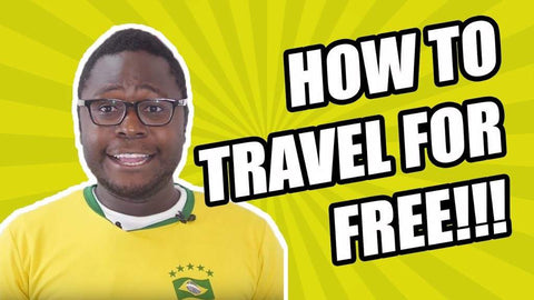 Hacking Travel – How to Travel the World for Free