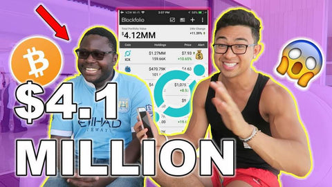 How Ian Balina Made $4.1 Million in Less Than 12 Months