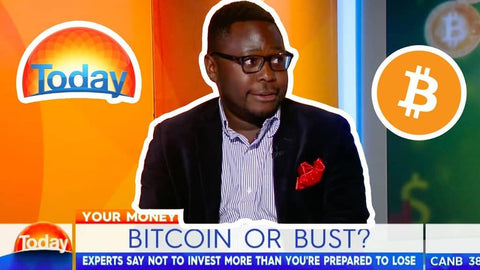 Ian Balina Discusses Bitcoin on the TODAY Show on Australian TV