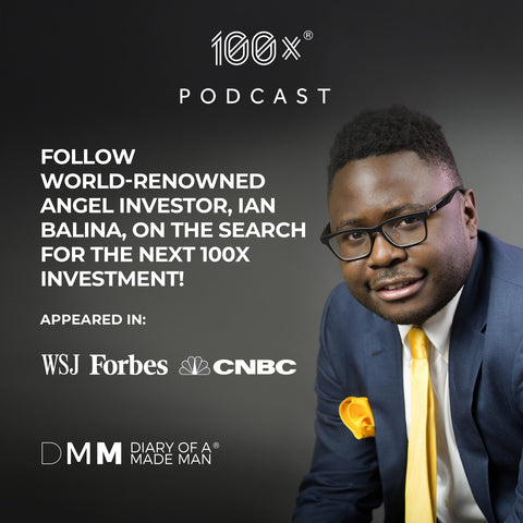 The 100X Podcast with Ian Balina