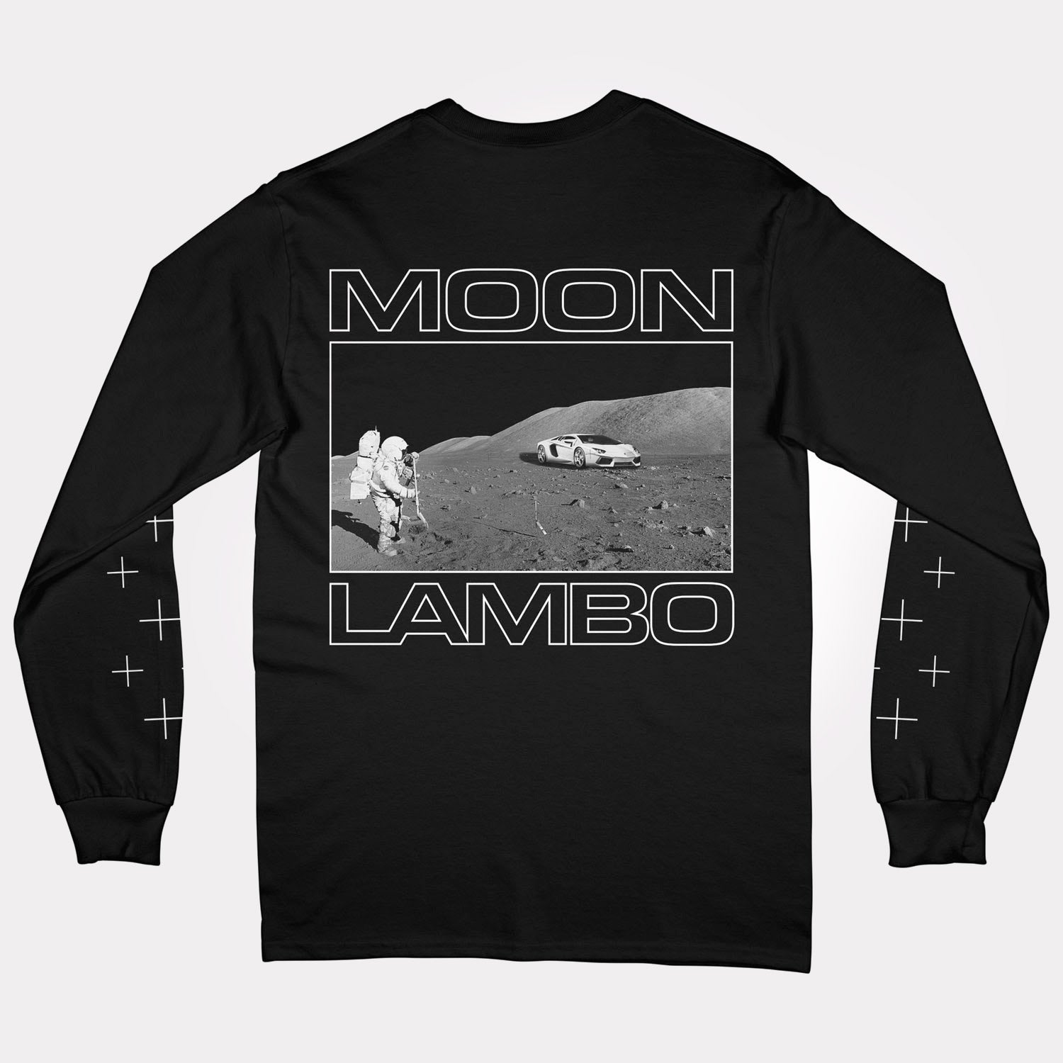 Moon Lambo Limited Long Sleeve