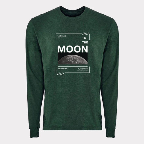 Escape Velocity Long Sleeve