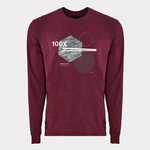 100X Long Sleeve