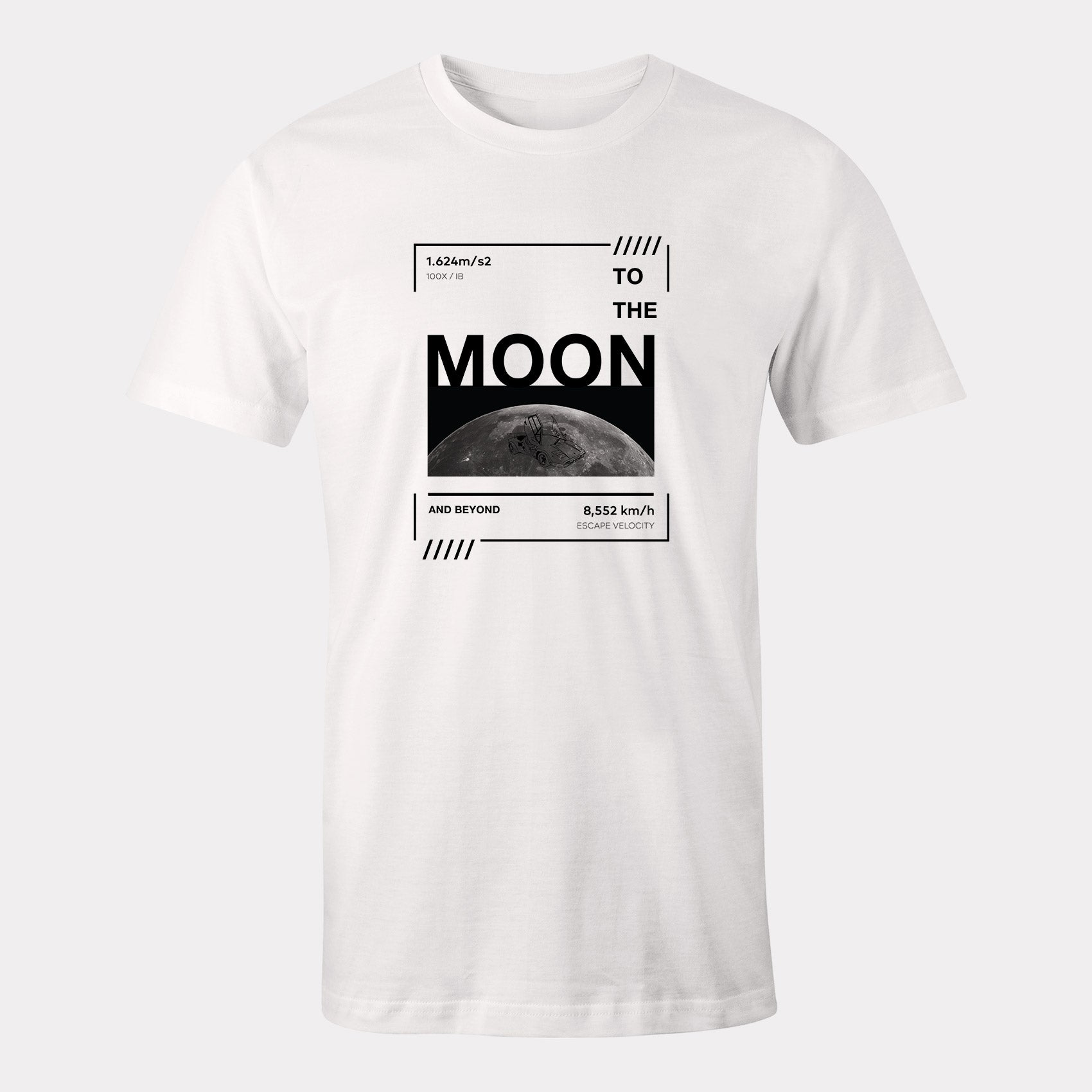 white moon lambo shirt