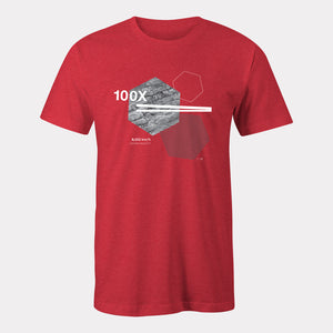 red crypto tshirt