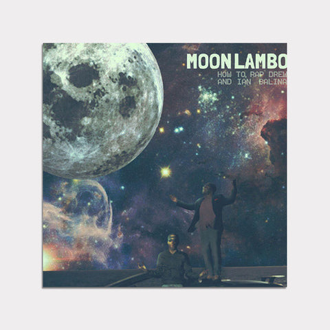 Moon Lambo (feat. How To Rap Drew) - Single