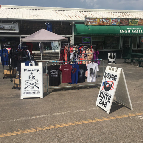 Flea Market Deal Store Setup for Retail in North Carolina