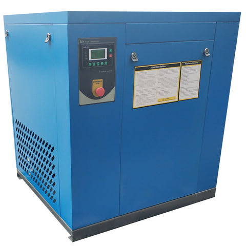7.5HP Rotary Screw Air Compressor 29CFM@125PSI 230V/60Hz 3PH-PACK5 HPDMC