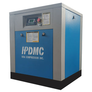 7.5HP Rotary Screw Air Compressor 28cfm @125psi  230V/60Hz/3PH-DAC5 HPDMC