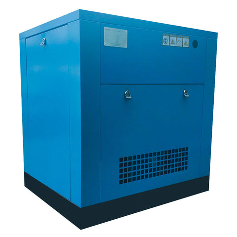 Image of 5.5HP VSD 230V Rotary Screw Air Compressor 19cfm@125psi 230V/60Hz/1PH Variable Speed Drive-DAC4 HPDMC