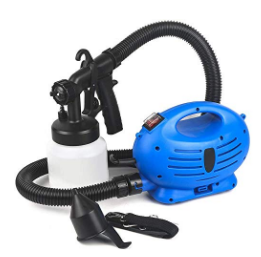800ML Electric High-pressure Paint Sprayer Home DIY Tool Spray Gun Machine