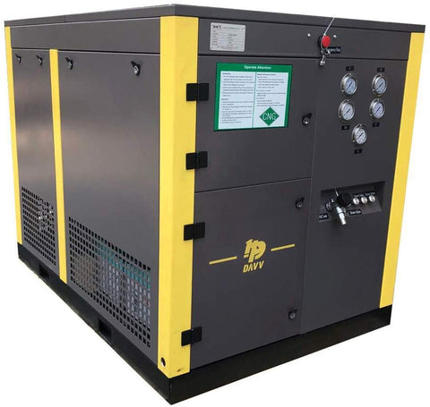 10HP Natural Gas Compressor 3600psi 230V/60Hz/3PH Anti-explosive designed DMC20