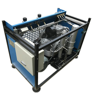 7.5 HP High-Pressure Air Compressor -  9.5 CFM - 4500 PSI - 230 Voltage / 60Hz / 3-Phase (SCU265)