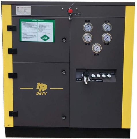Image of 10HP Natural Gas Compressor 3600psi 230V/60Hz/3PH Anti-explosive designed DMC20