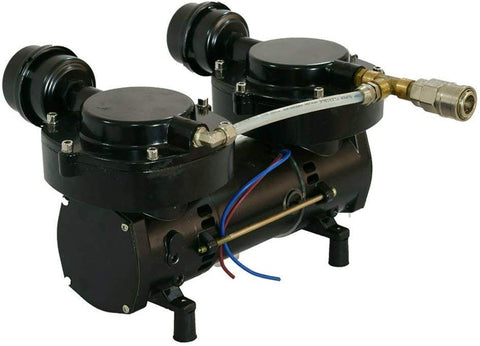 Image of 3cfm @29psi Hookah Diving Compressor 12V/DC-SCU70